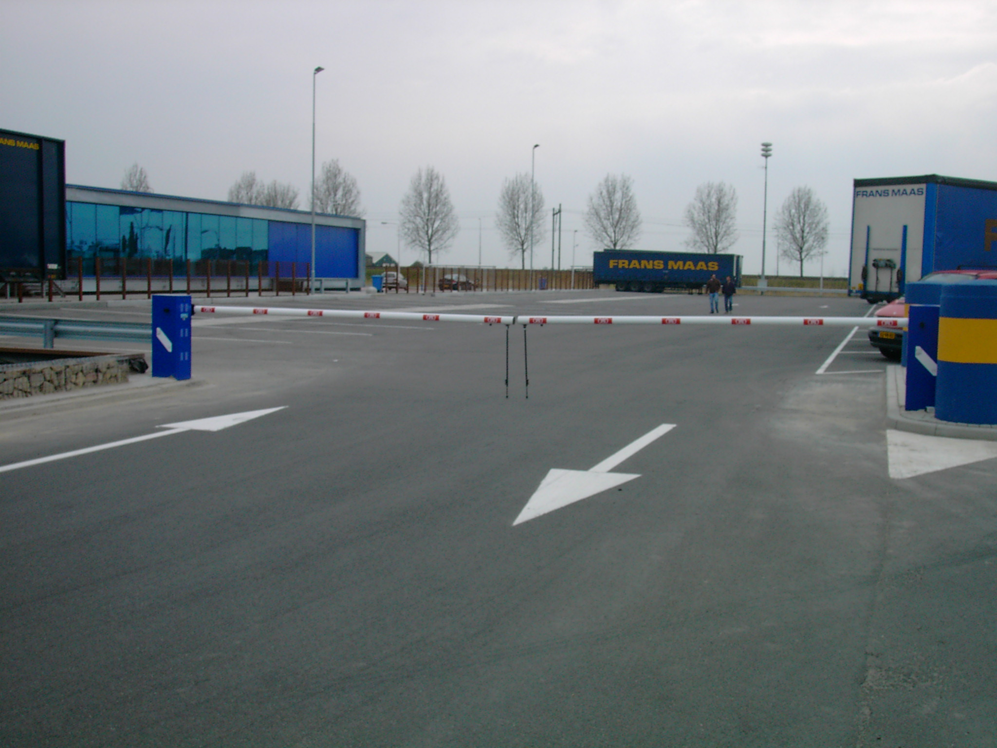 O&O references - O&O - Bollards - Mobile bollards - Manual bollards
